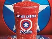 Captain America Coolatta