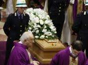 funerali Mino Martinazzoli facce della Repubblica