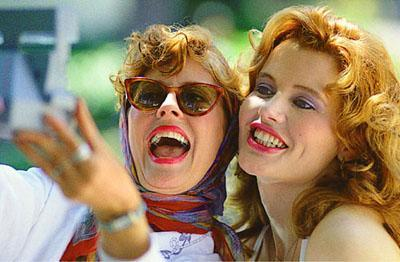 Thelma & Louise di Ridley Scott. Everything is changed
