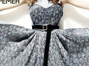 Another model: Elisa Sednaoui