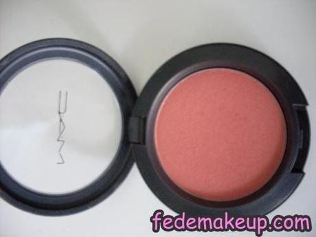 Review Blush Mac Springsheen