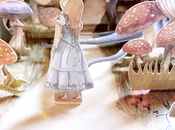 Alice Wonderland Palette, (swatch review)
