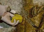 Splendono mosaici Roma