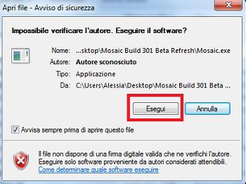 Trasformare Windows 7 in Windows 8 con l'applicazione Mosaico