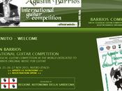 Agustin Barrios International Guitar Competition 2011