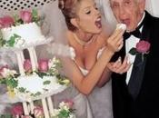 COME SPOSARE UOMO VECCHIO VIVERE FELICI aumento numero matrimoni donne giovani uomini anziani