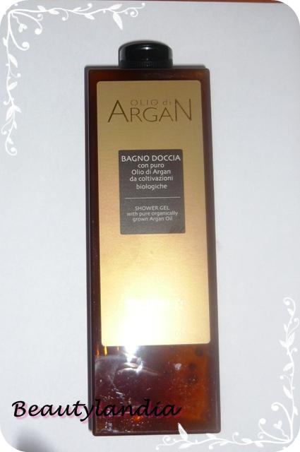 Recensione *Linea all'olio di Argan* PHYTORELAX
