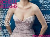Michelle Williams Annie Leibovitz Vogue October 2011