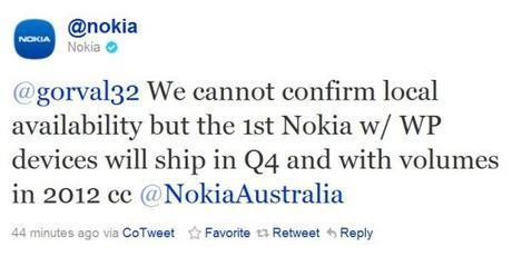 I primi Nokia Windows Phone 7.5 Mango arrivano entro fine anno!