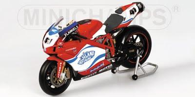 Ducati 999 RS Team Renegade Ducati 2004 by Minichamps