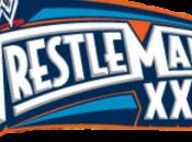 comincia lavorare WrestleMania