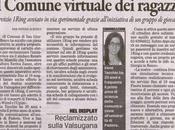 1Ring applicato comune Giorgio Bosco