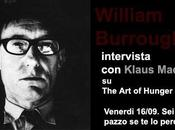 William Burroughs Hunger