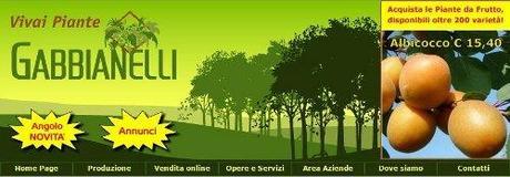 Vivai piante gabbianelli paperblog for Vivai piante da frutto vendita online