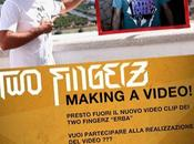 "FINGERZ Making Video ""Erba"" partecipa ritornello!"