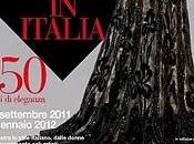 MODA ITALIA. ANNI ELEGANZA fino all'8 gennaio 2012