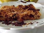 Torta briciola cioccolato pere