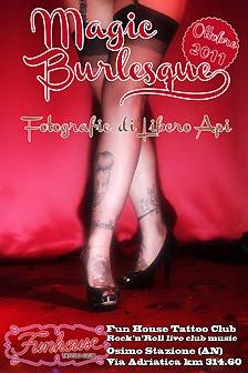 Magic Burlesque
