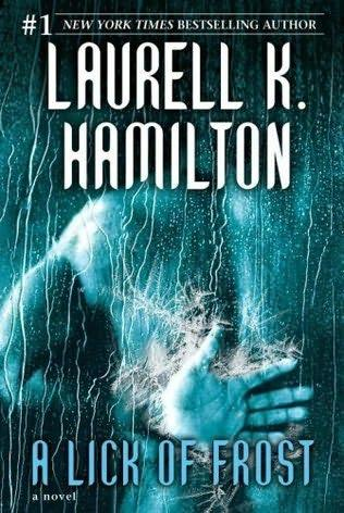 book cover of A Lick of Frost (Meredith Gentry, book 6) by Laurell K Hamilton
