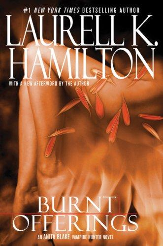 Cover of Burnt Offerings (Anita Blake, Vampire Hunter) by Laurell K. Hamilton