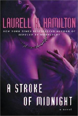 book cover of A Stroke of Midnight (Meredith Gentry, book 4) by Laurell K Hamilton