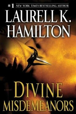 book cover of Divine Misdemeanors (Meredith Gentry, book 8) by Laurell K Hamilton