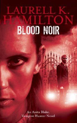 Cover of Blood Noir (Anita Blake Vampire Hunter) by Laurell K. Hamilton