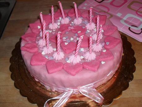 Facili ricette per torte di compleanno per bambini paperblog for Ricette torte facili