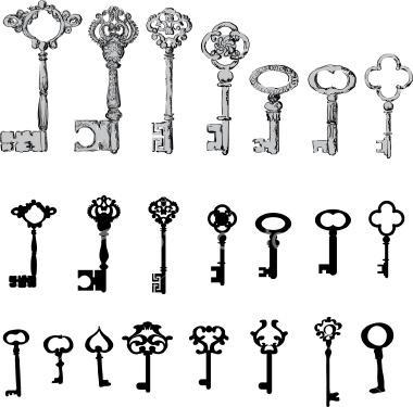 Le chiavi antiche paperblog