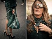 Anna Dello Russo Gucci: Milano Fashion Week primavera 2012
