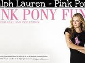 Ralph Lauren Pink Pony contro cancro seno