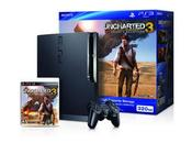 Uncharted bundle PlayStation