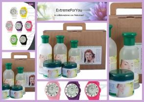 Campioncini gratis dal sito EXTREME FOR YOU + sconto KIT EUFORIA NATURMED