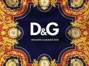Anteprima backstage from D&G 2012 donna