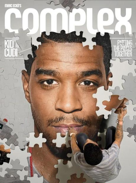 Kid Cudi x Complex October/November 2011 Cover