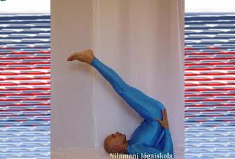 viparita karani mudra un antico segreto dello yoga