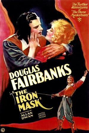 La Maschera di Ferro (The Iron Mask) – Allan Dwan (1929)