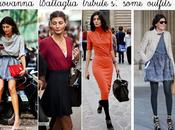 Giovanna Battaglia tribute: some best outfits