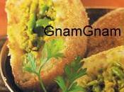 Samosas (Crocchette piselli patate) India