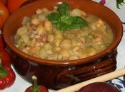 Zuppa rustica ceci