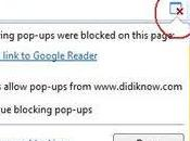 Bloccare popup Google Chrome [Guida]