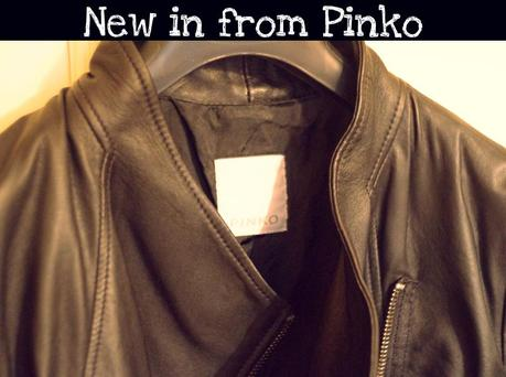 New in from Pinko