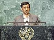 Ahmadinejad all'ONU