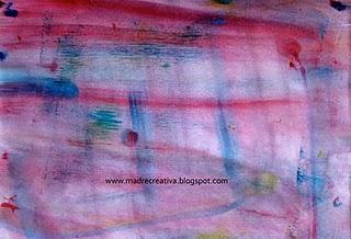 Dipingere Con I Bambini Usiamo La Spugna Paperblog