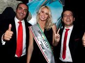 Leader Mobile podio Miss Italia