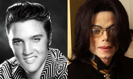 Elvis Presley – Michael Jackson, destini incrociati