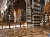 Siena: scopertura straordinaria pavimento Duomo