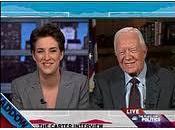 Jimmy Carter Rachel Maddow: religione usata Repubblicani ottenere voto degli Evangelici