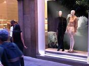 Vetrina Lenticolare Byblos, innovazioni alla Fashion Week milanese
