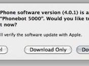 Apple corregge problema dell'antenna iPhone 4.0.1